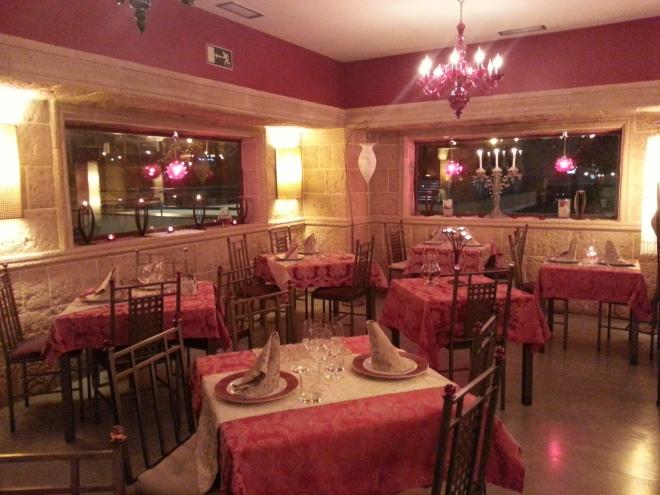 Sala Restaurante Da Vinci