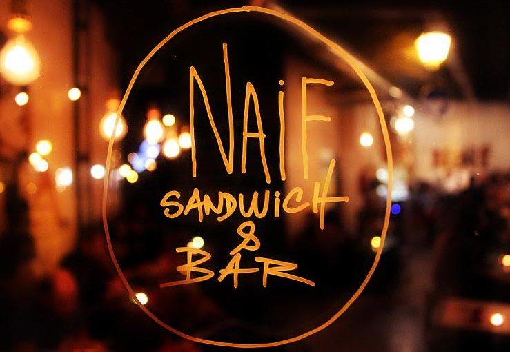 Naif, club alternativo del sándwichclub