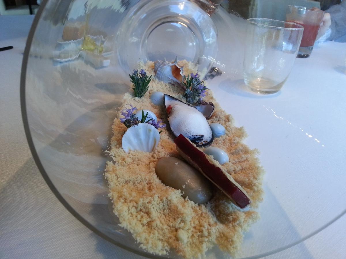 Restaurante la caba a finca buenavista murcia cocina for Cocina inglesa de la cabana