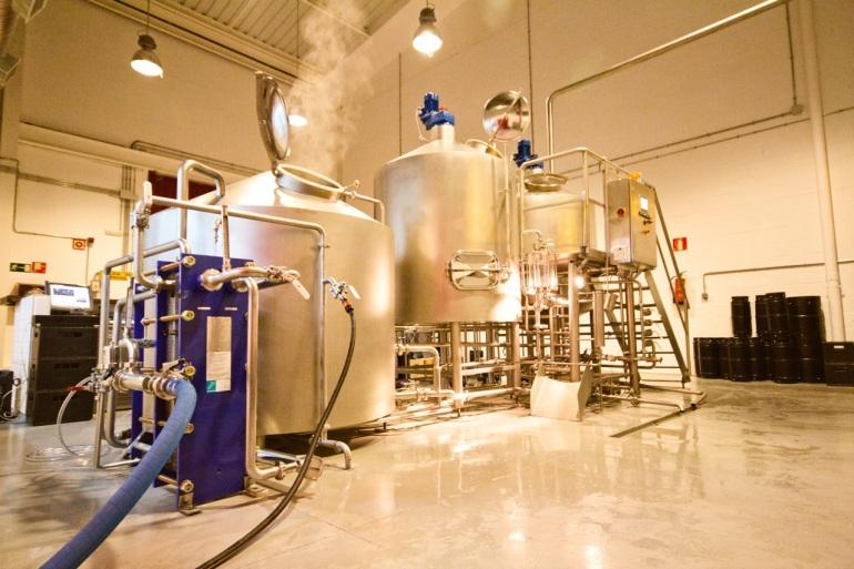 Instalaciones de la fábrica (foto de la web)