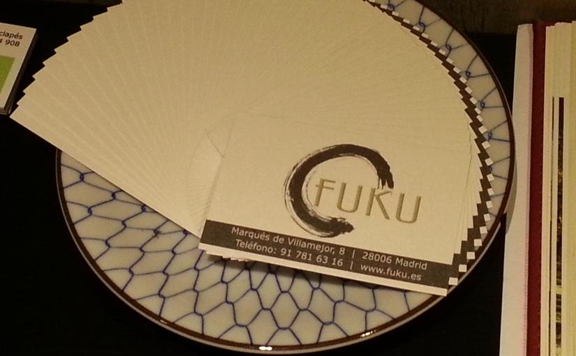 Restaurante Fuku – Cocina japonesa de calidad y buenprecio