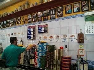 Interior de El Doble (foto de Patricia)