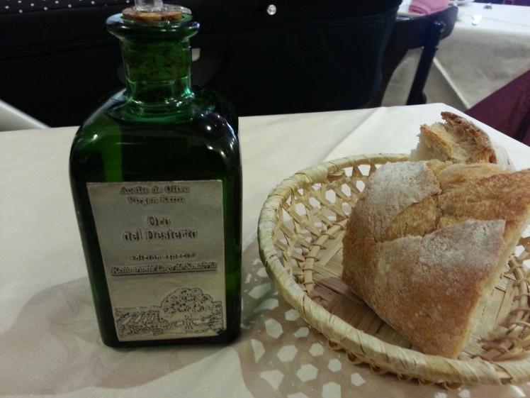 Pan y aceite - Lago de Sanabria