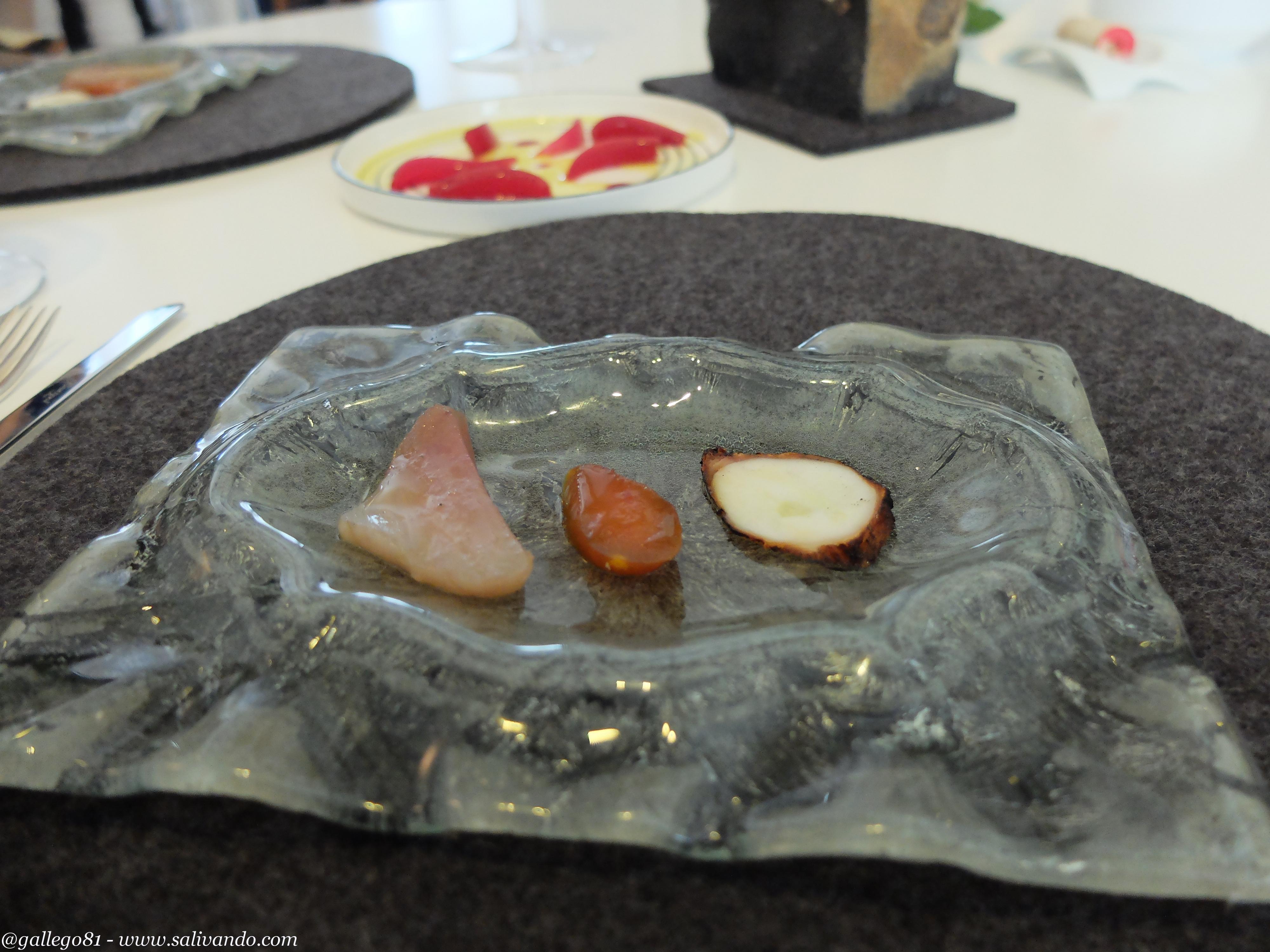 Salazones (bonito, mujol y pulpo seco)