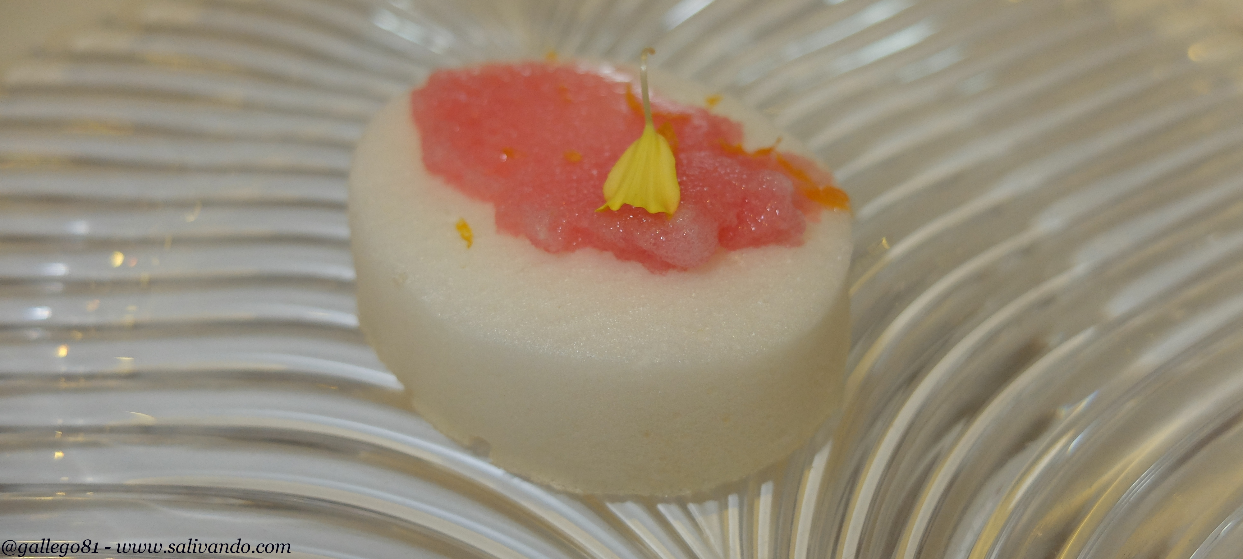 Tarta de manzana 2012