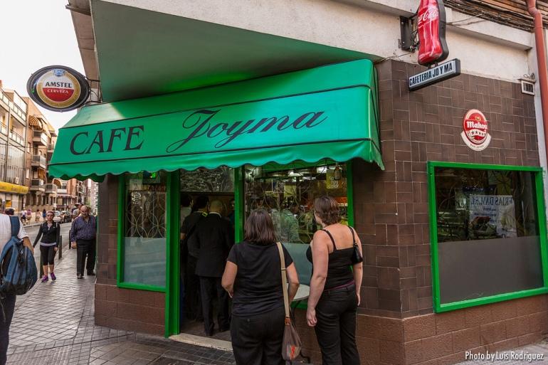 Bar Joyma - Fachada