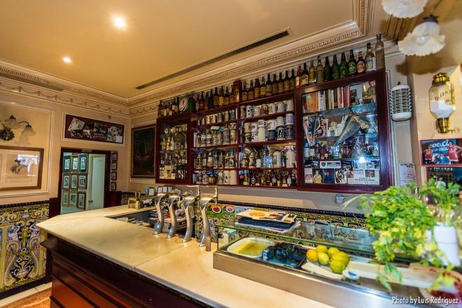 Casa Emilio - Barra Interior