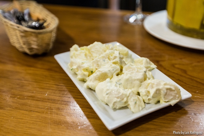 Bienmesabe - Patatas Alioli