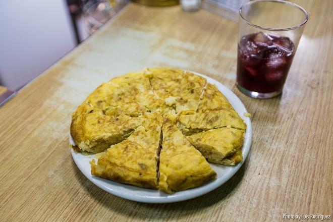 Bar Joyma - Tortilla de patatas