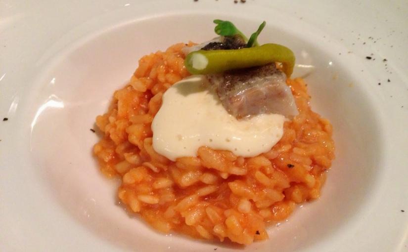 Ósmosis (Barcelona), un menú degustaciónasequible