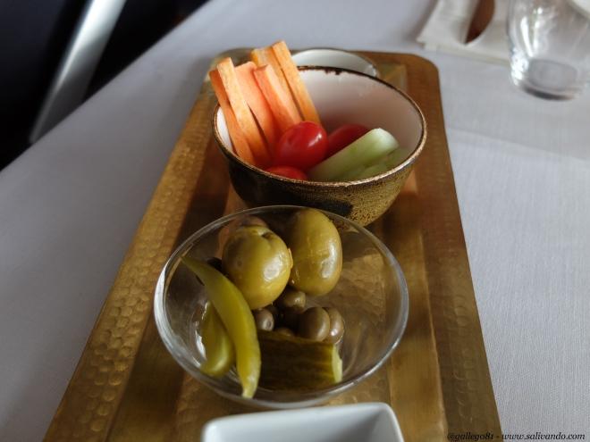 Restaurante Du Liban - aperitivos