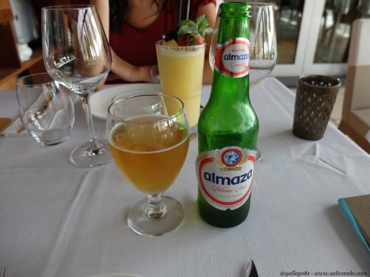 Restaurante Du Liban - Cerveza libanesa