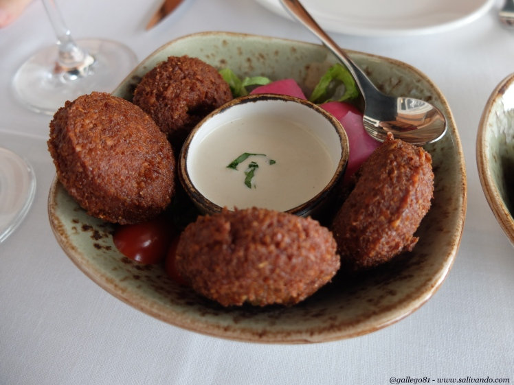 Restaurante Du Liban - Falafel
