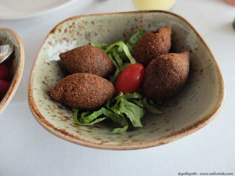 Restaurante Du Liban - Kebbeh Meklieb
