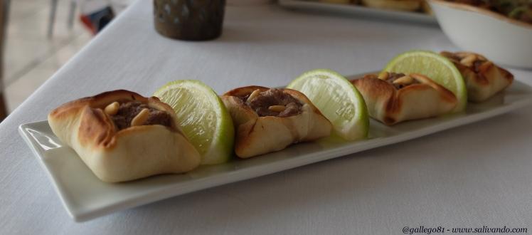 Restaurante Du Liban - Sfiha