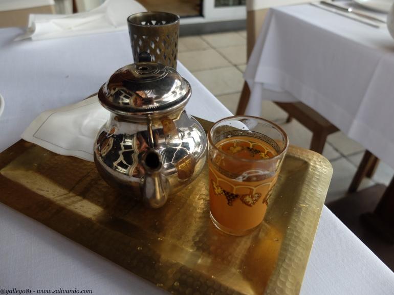 Restaurante Du Liban - Té moruno