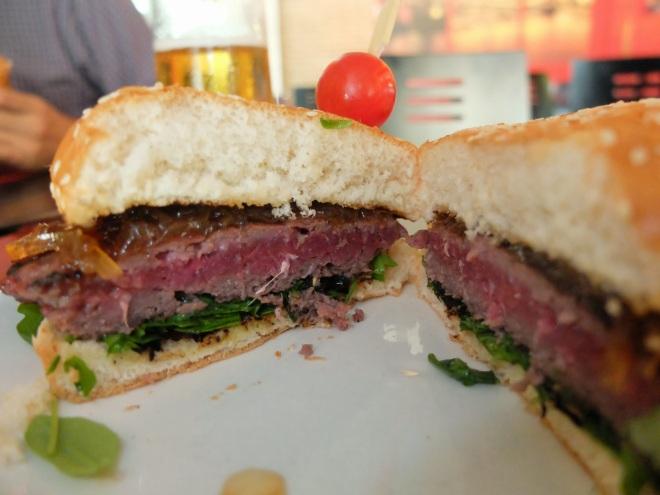 Restaurante Rick's  - Carne al punto