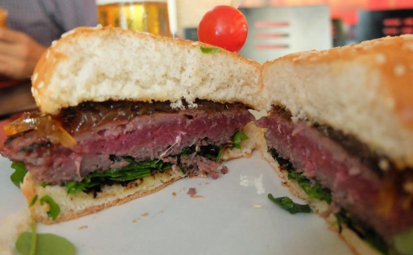 Restaurante Rick's – Hamburguesas con D.O.Asturiana