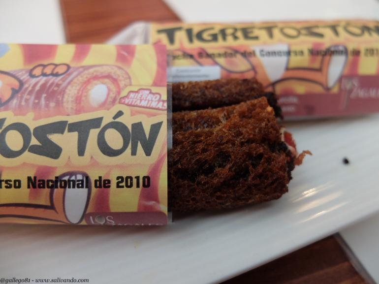 Restaurante Evboca - Tigretostón