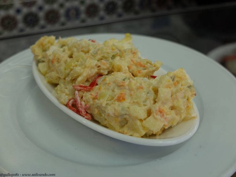 Bar Alonso - Media de ensaladilla