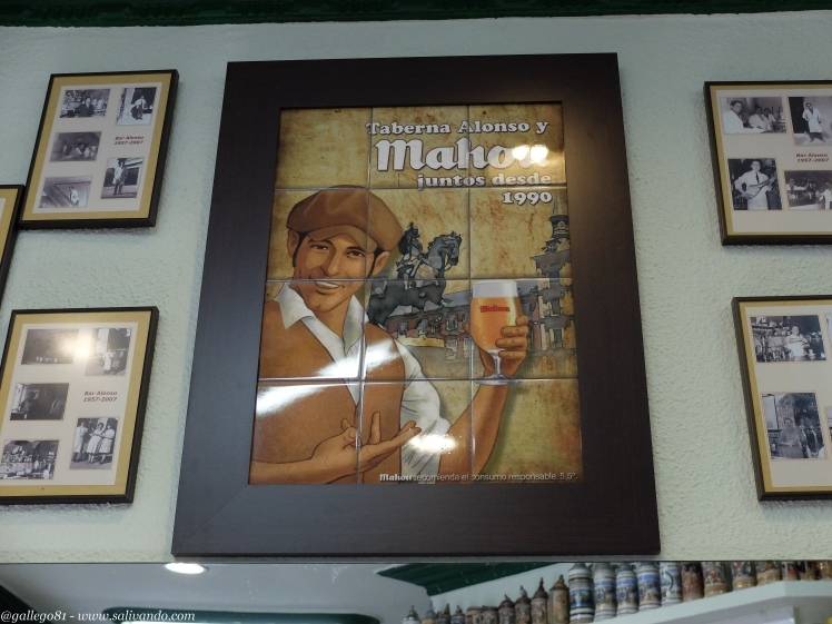 Bar Alonso y Mahou - Forever and ever