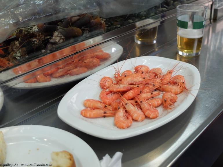 Bar Alonso - Gambita camarón