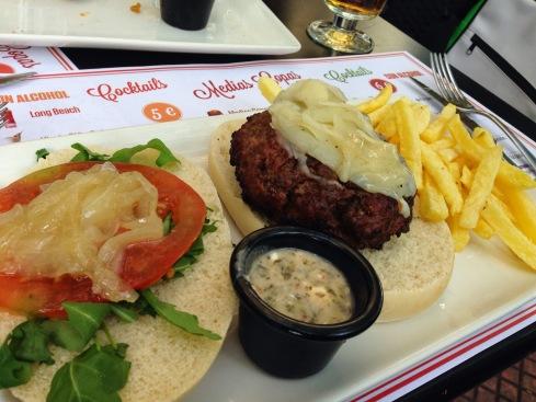 La Pampa Burger
