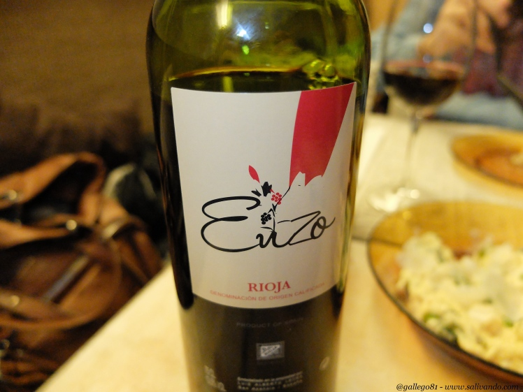 La Granja Rural Food - Vino Enzo