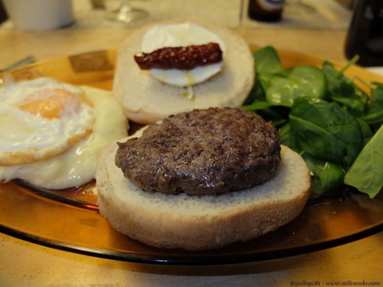 La Granja Rural Food - Hamburguesa Gourmet
