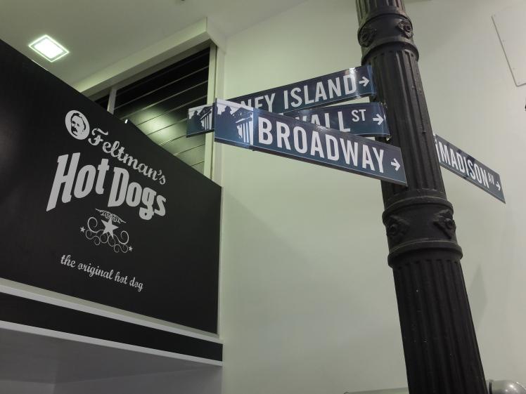 Feltman's hot dogs - Local