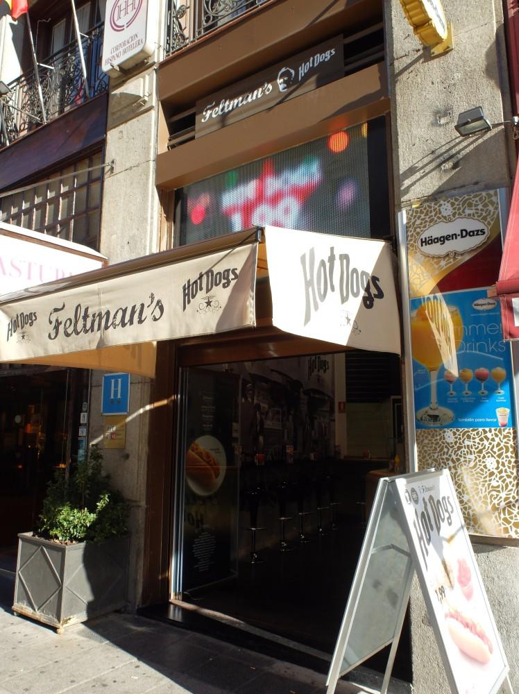 Feltman's Hot Dog - Fachada