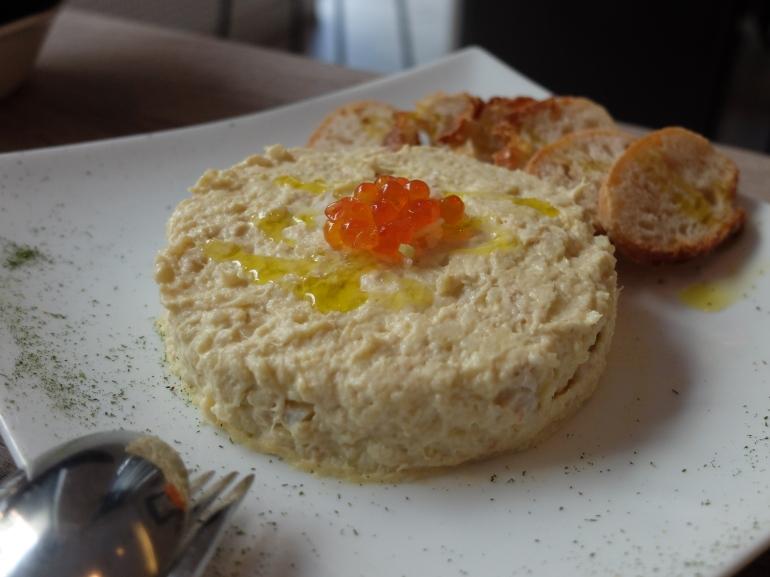 Restaurante Homemade - Ensaladilla de lubina