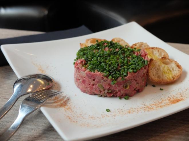 Restaurante Homemade - Steak tartare