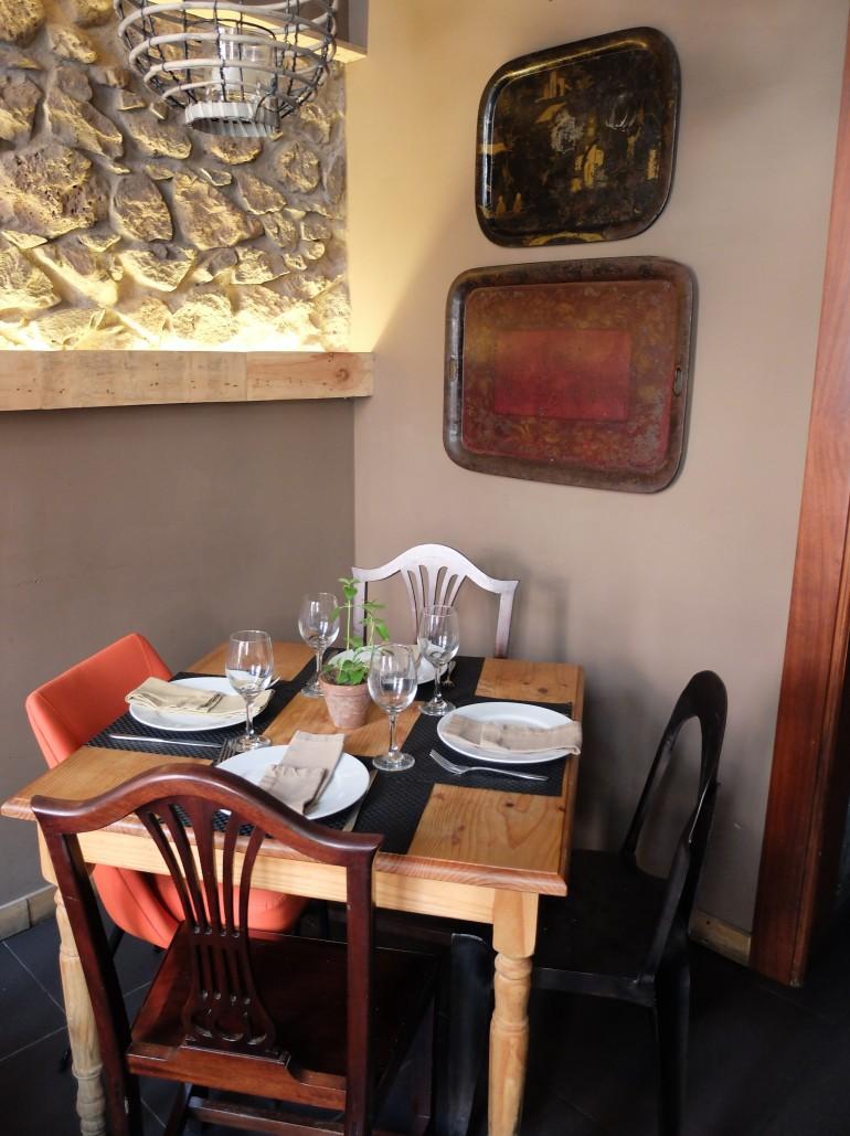 Restaurante Malela - Interior