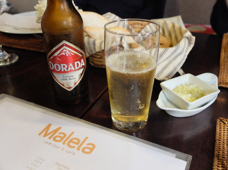 Restaurante Malela - Aperitivo