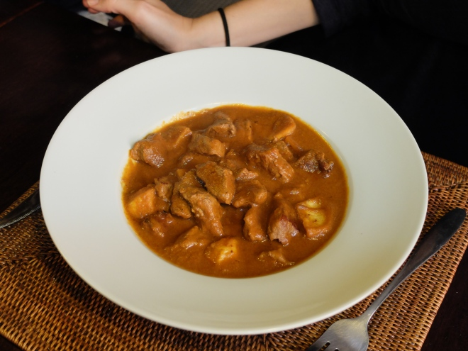 Restaurante Malela - Estofado de carne