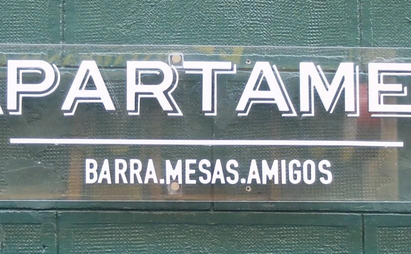 Restaurante El Apartamento – La Guinda en Ventura de laVega