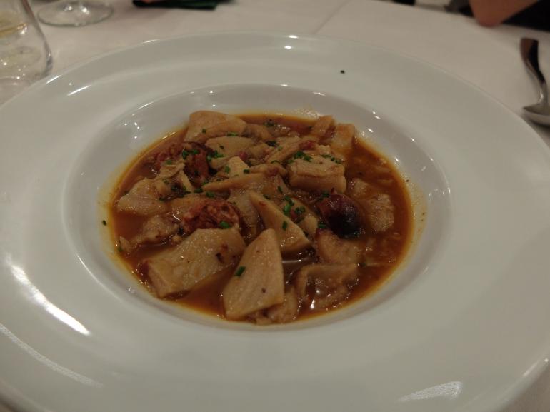 Restaurante El Apartamento - Callos a la madrileña