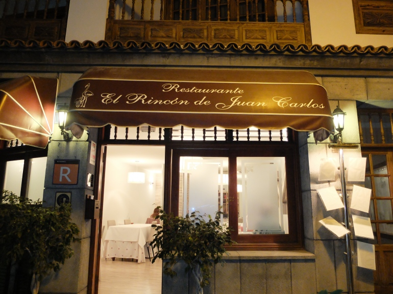 El Rincón de Juan Carlos - Fachada