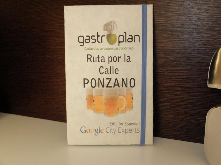Pack Ruta de Cañas por Ponzano - Portada