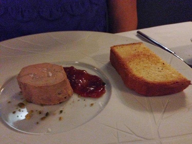 pan y foie