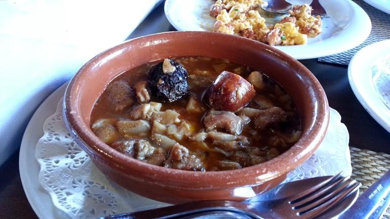 Restaurante La Cabaña de Soto - Callos