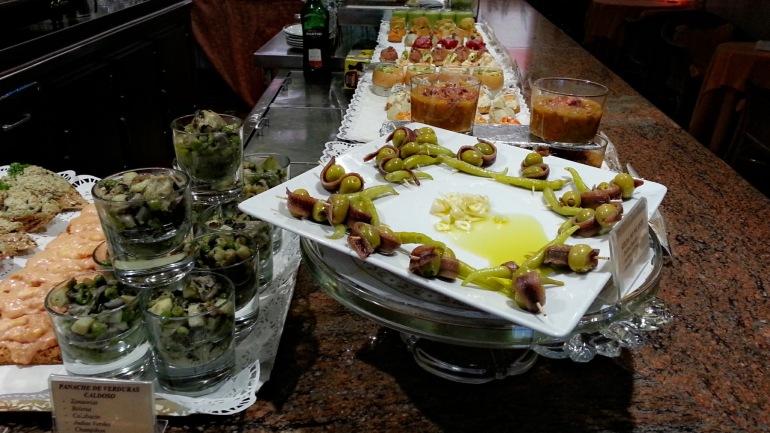 Café Tres Olivos - Sábado de Pinchos
