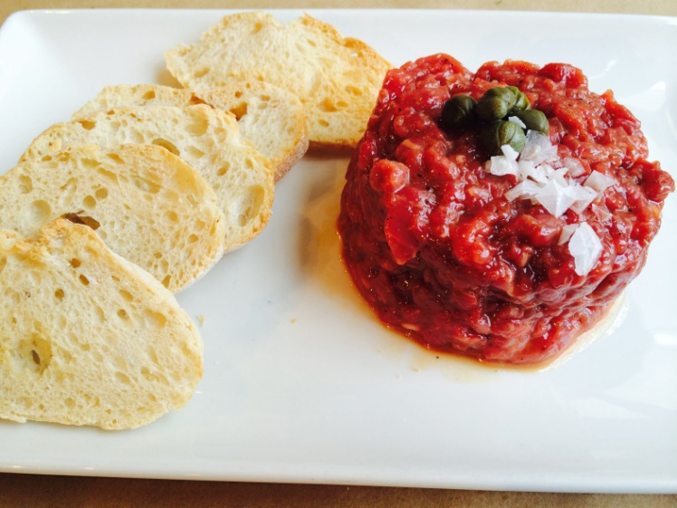 Food Storming - Bon Vivant & Co - Steak Tartare