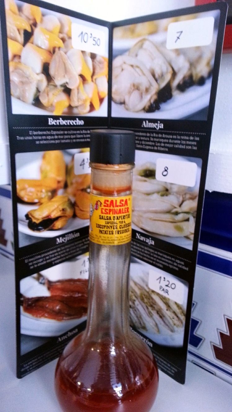 El Botiquín - Salsa Espinaler