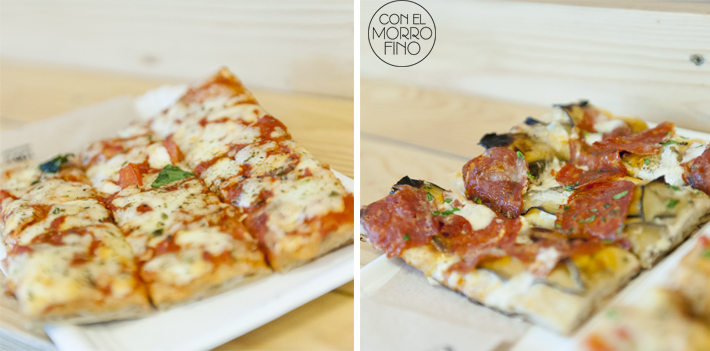 Con el Morro Fino - La Pizzateca