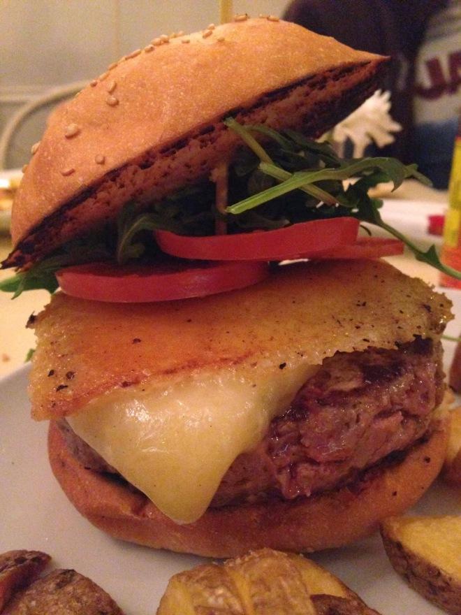 Carmencita Bar - Steffy Burger