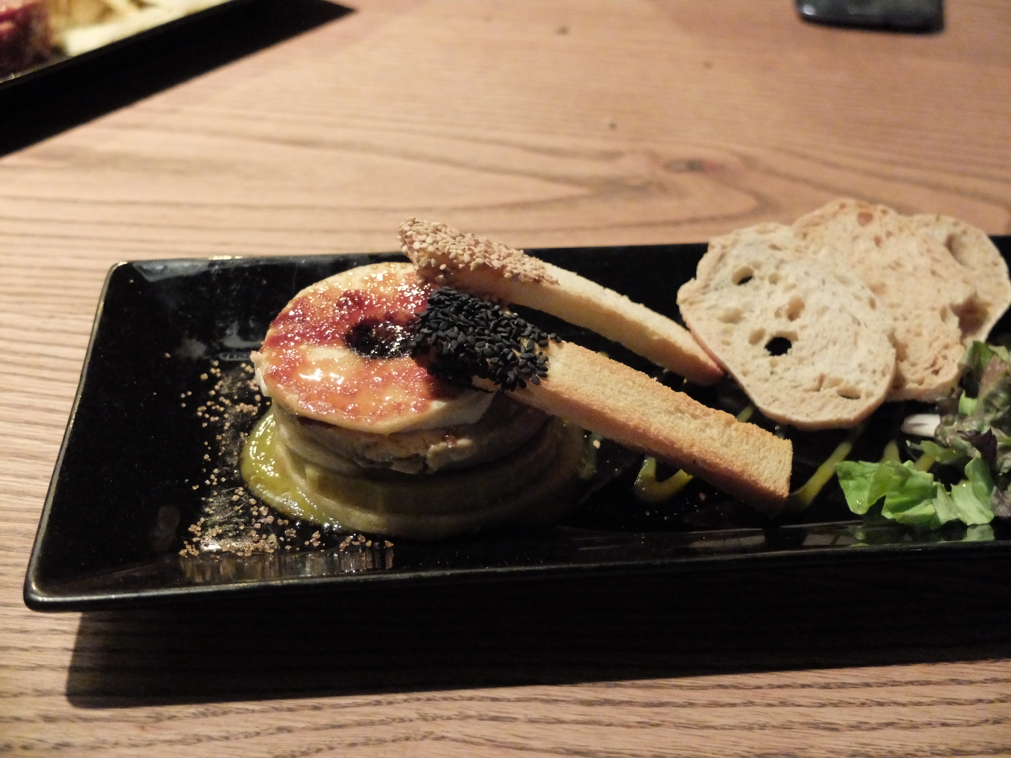 Lobbo milhojas foie