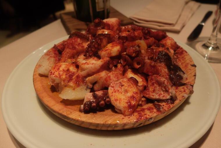 Casa Hortensia – El mejor asturiano de Madrid para comidas engrupo