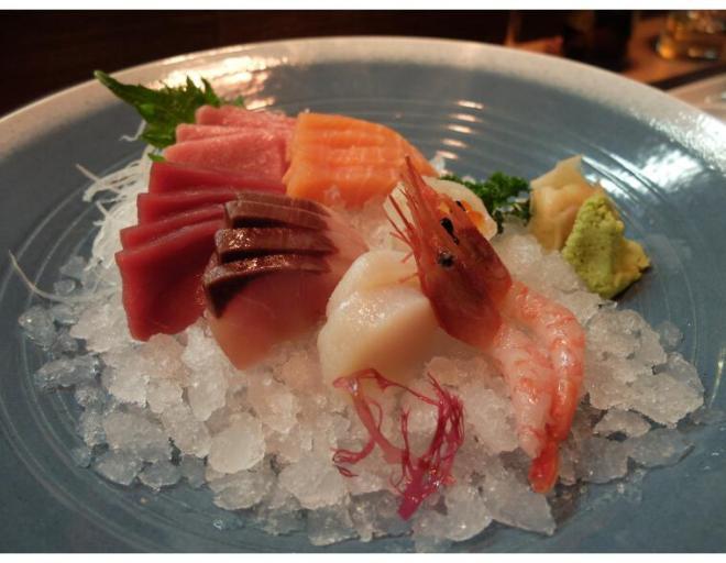 99 sushi bar sashimi